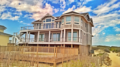 Portfolio Experienced Best 4x4 Custom Cottages Estates Homes House Builder Tab Winbornec Carova NC Beach Swan Beach NC Carolla Outer Banks Residential Call Phone 757.237.2802